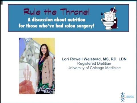 Lori Walstead Diet Webinar
