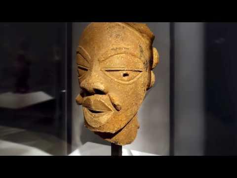 Male Head, Nok culture