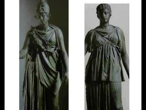 775J+743 3Dプリンティングでできたギリシア彫刻(疑惑の素材)Greek Sculptures, made by 3D Printing Technology