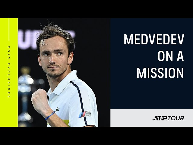 Daniil Medvedev: The Silent Assassin Of Tennis