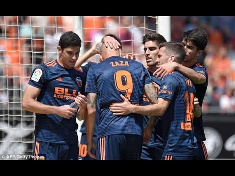 Valencia are most improved team in Europe's top five leagues