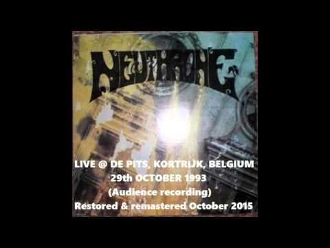 NEUTHRONE (Bel) Live @ De Pits, Kortrijk. Belgium. 29th October 1993 (audio only)