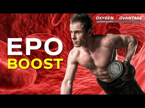 EPO Boost How To Produce More Blood Cells