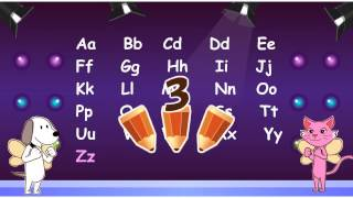 ABC Song 3   Alphabet Song   English song for Kids   Lets sing Listen and Repeat