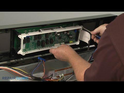 Control Board - Kitchenaid Double Oven Gas Range (Model #KFGD500ESS04)