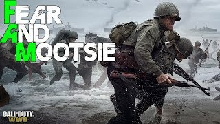 Call of Duty: WWII // PS4 // Game Giveaway! Hardcore Baby!! - Mootsie
