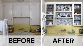 How To Upgrade Your Tiny Kitchen