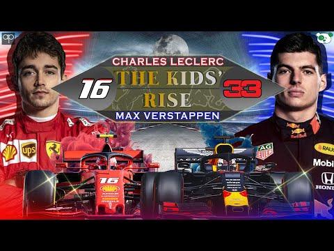 The kids' rise  Leclerc vs Verstappen