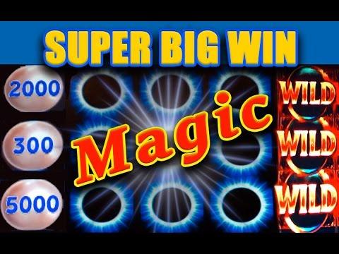Video Slots magic bonus codes may 2017