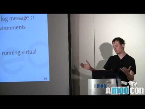 Asterisk in a Virtualized Environment - MooCon Presentation