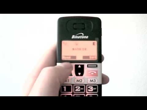 Binatone - gutes und preiswertes Handy für Senioren
