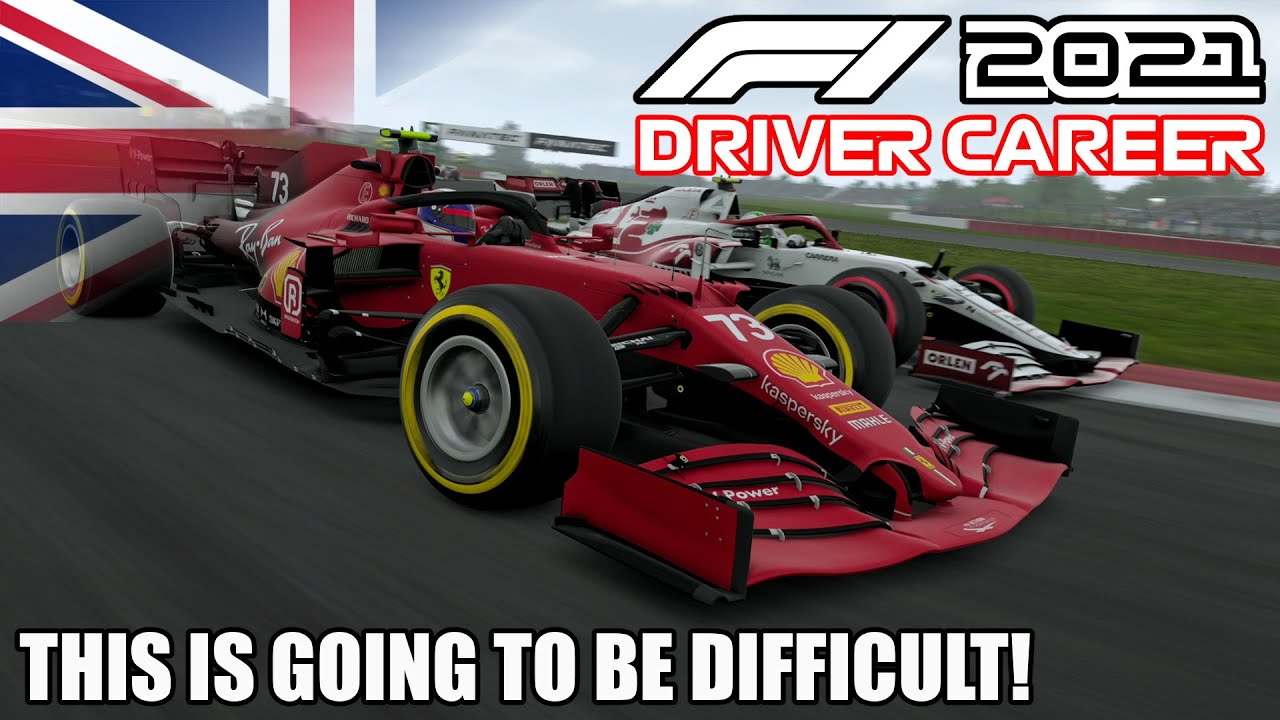 F1 2021 Ferrari Driver Career #15: This is going to be difficult!