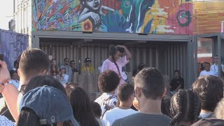 La danza callejera se toma el Rock in Río