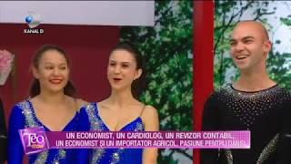 Teo Show (06.11.2018) - O trupa de dansatori amatori s-a calificat la campionatul mondial! Partea 1