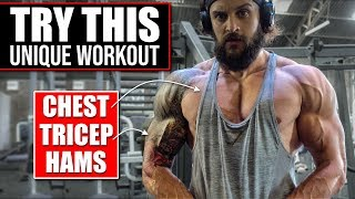 MOST EFFECTIVE 5 DAY TRAINING ROUTINE | CHEST & TRICEPS | Bag Work Cardio Tutorial (DAY 4)