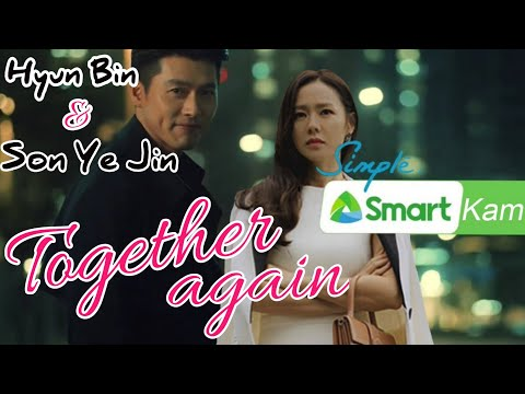 Hyun Bin ❤️ Son Ye-jin TOGETHER AGAIN - 현빈 ❤️ 손예진 from YouTube · Duration:  2 minutes 26 seconds