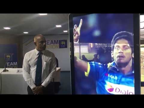 Sri Lanka Team Asia Cup Departure - Media Conference