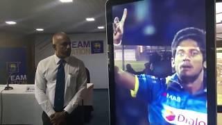 Sri Lanka Team Asia Cup Departure - Media Conference