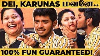 தூக்குல தொங்கிருவேன்னு மெரட்டிட்டேன்.. - Ken & Grace மரண Troll Interview Ever!! | Asuran