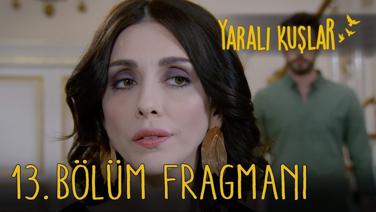 Yaralı Kuşlar 13. Bölüm Fragmanı (English and Spanish)