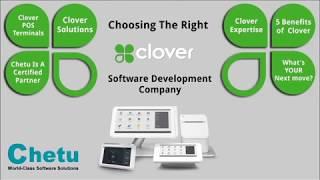 Clover pos software development | custom solutions