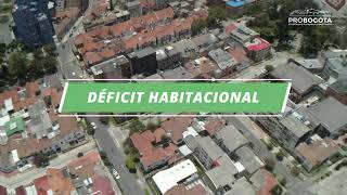 #OjoConElPOT   Déficit de vivienda