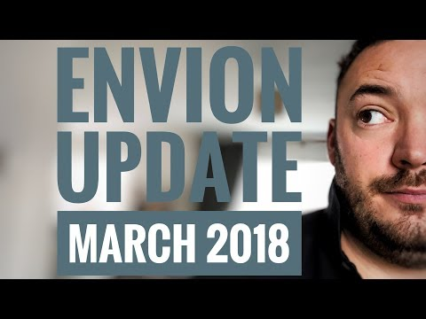Envion ico update march 2018