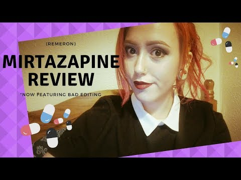 mirtazapine-review-(remeron)