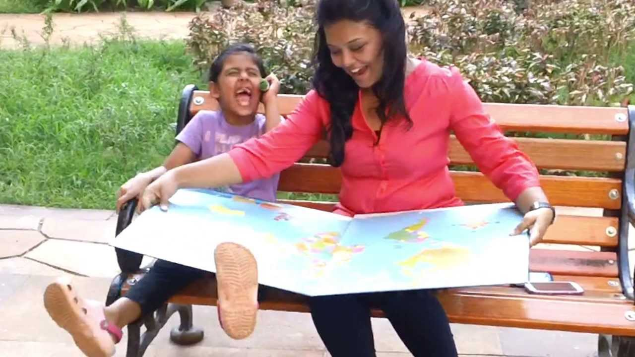 Leapfrog Toys Leapreader Interactive World Map Toy Review Youtube