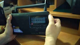 Розпакування радіоприймача Panasonic RF-3500E9-K з Rozetka.com.ua