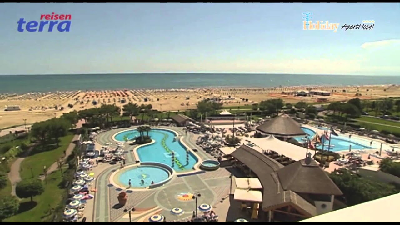 Hotel holiday italien bibione spiaggia terra reisen for Hotel meuble park spiaggia