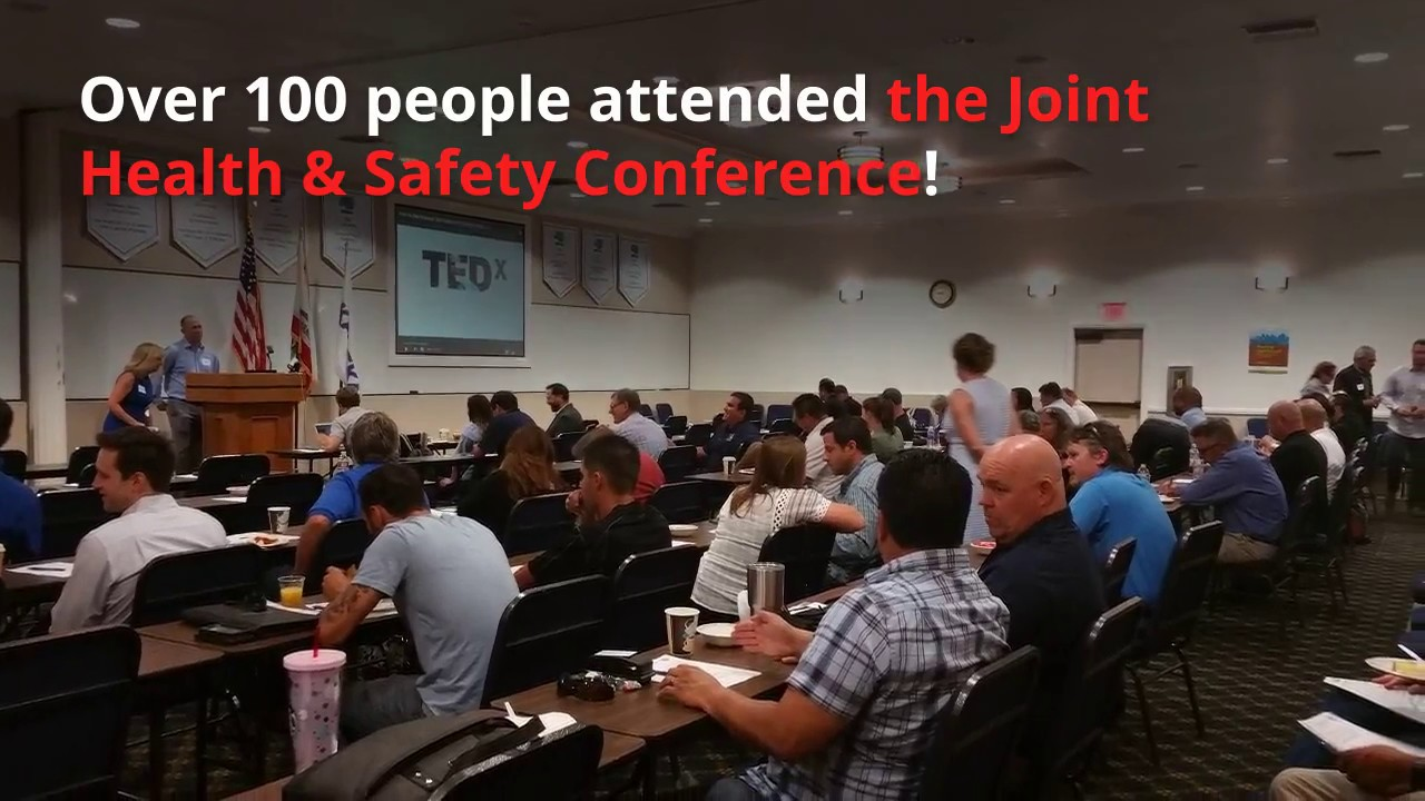 AGC of California and AGC San Diego Joint Health and Safety Conference