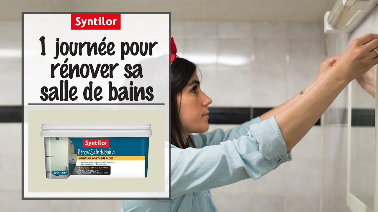 Rnov Salle De Bains Comment Rnover Sa En 1 Journe