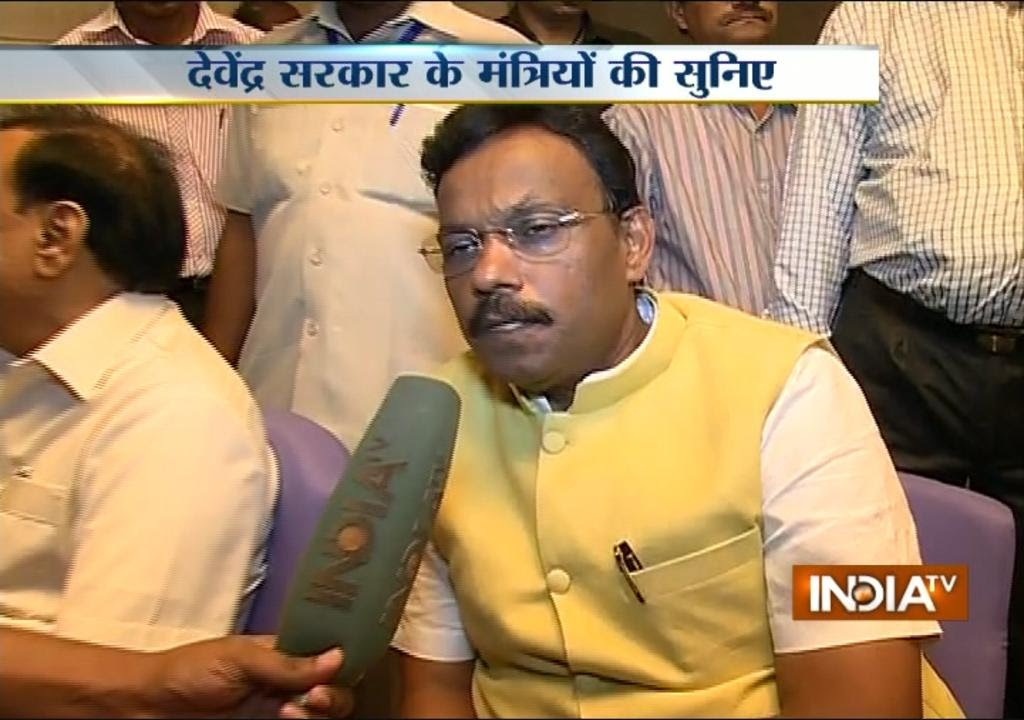 'Will work accordingly what PM Modi says and assures people': Vinod Tawde