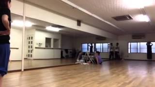 Amoeba chaos 2013 rehearsal