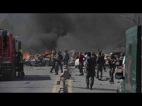 ISIL claims responsibility for suicide bombing in Kabul