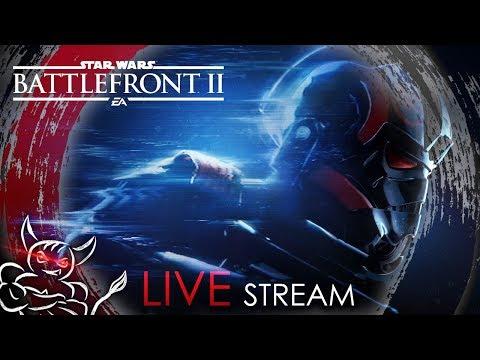 Star Wars: Battlefront 2 - Попи*Елочки под Сюжеточку