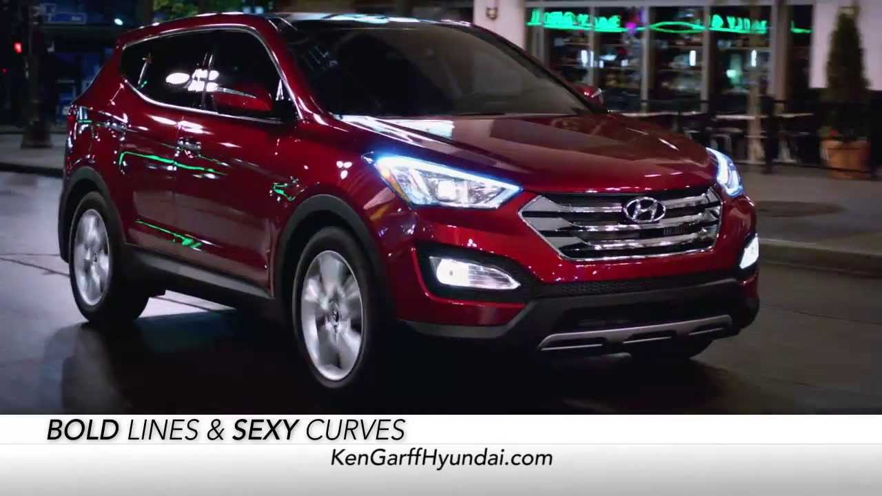 compare hyundai santa fe vs crv youtube. Black Bedroom Furniture Sets. Home Design Ideas
