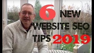 6 NEW website SEO tips for 2016. Up - to- date SEO to use NOW on your website...
