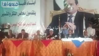 بالفيديو : الشيخ خالد الجندي بالمنتدى الديني الثقافي بمطروح : ماذا فعلت فى رمضان