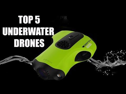 TOP 5 Underwater Drones ROV