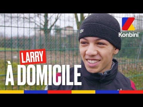 Youtube: Une journée avec Larry – Bienvenue à la Cité Blanche l À domicile – Konbini