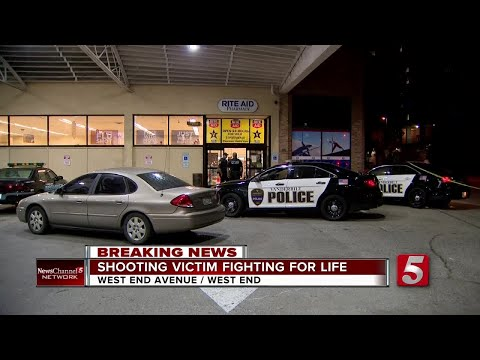 Unarmed Security Guard Shot At Nashville Rite Aid