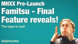 MHXX: Famitsu Update (Transmogging!) thumbnail