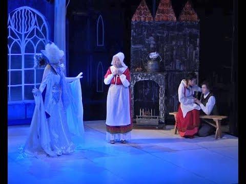 «Снежная королева» — сказочная премьера в Старооскольском театре для детей и молодёжи