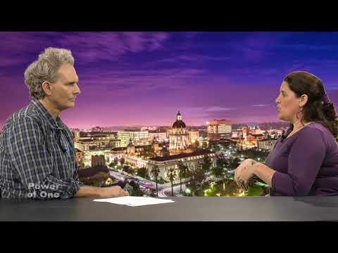 Power of One TV Show with Brian Biery: Guest Melanie Goodyear, Jericho Road Pasadena