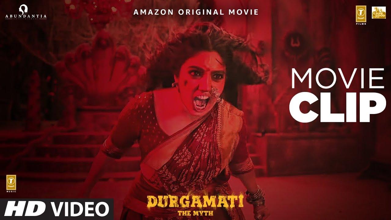 Mere Kandhe Pe Do Haath   Durgamati Movie Clips   Bhumi Pednekar, Arshad Warsi, Mahie Gill