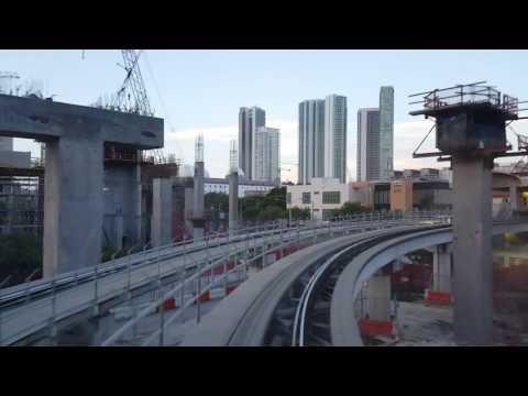 Miami Metromover Inner Loop