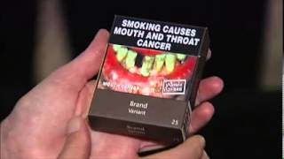 Government Wants To Discourage Young Smokers More With Cigarette Packaging