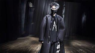Yohji Yamamoto   Fall/Winter 2021/22   Menswear   Paris Fashion Week